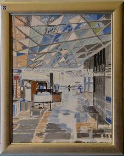 Christine Frois, Deserted Shopping Mall - UID27