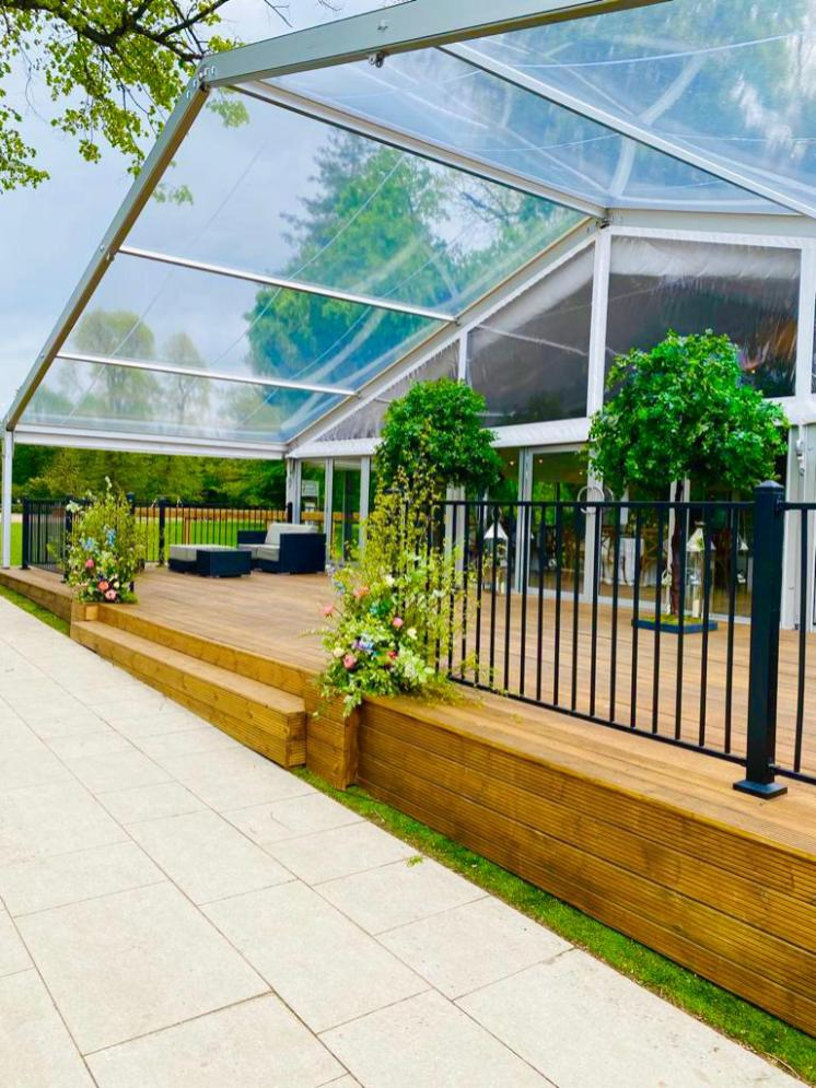 Garden Pavilion, Chiswick House