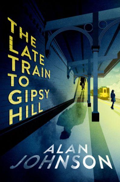 Alan Johnson book cover