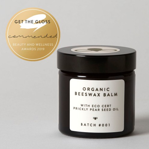 BATCH #001 ORGANIC BEESWAX BALM WITH PRICKLY PEAR GTG BADGE