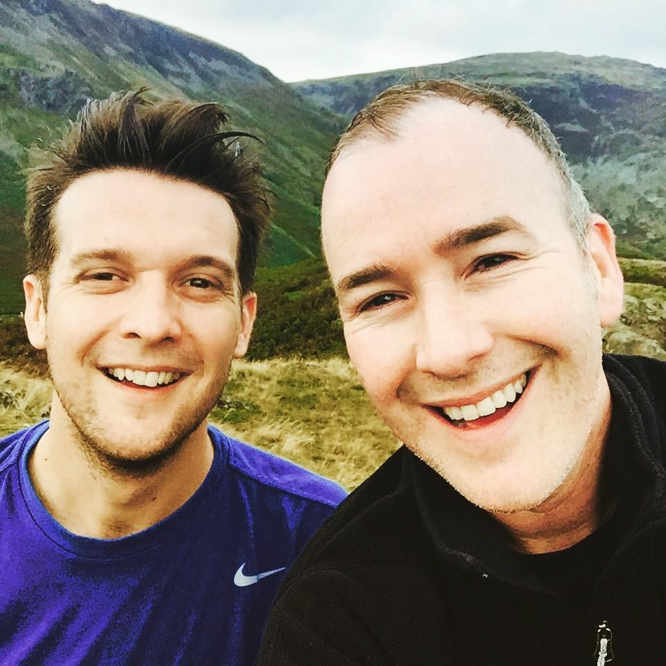 Lost in Scent - Darrell & Andy