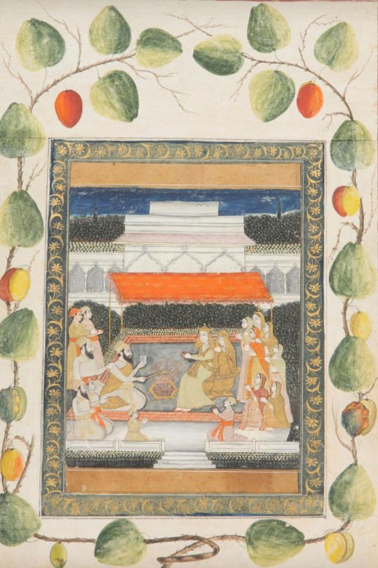 Chiswick Auctions Indian Art Lot 59