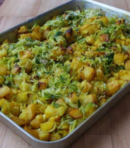 Parle Pantry salad 5 - leek & potato salad_web