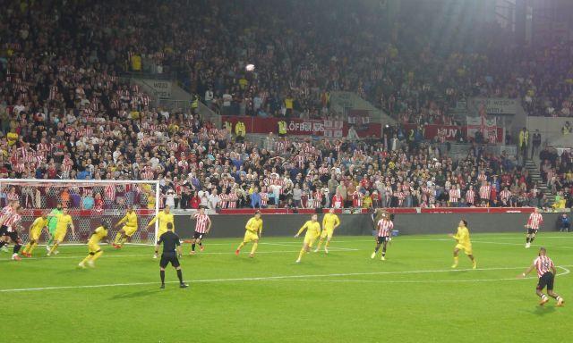 Brentford v Liverpool 5 - Liz Vercoe