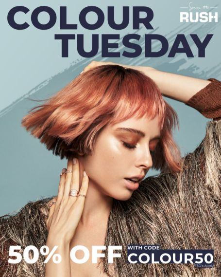 Rush Haiar Chiswick 3 Colour Tuesday_web
