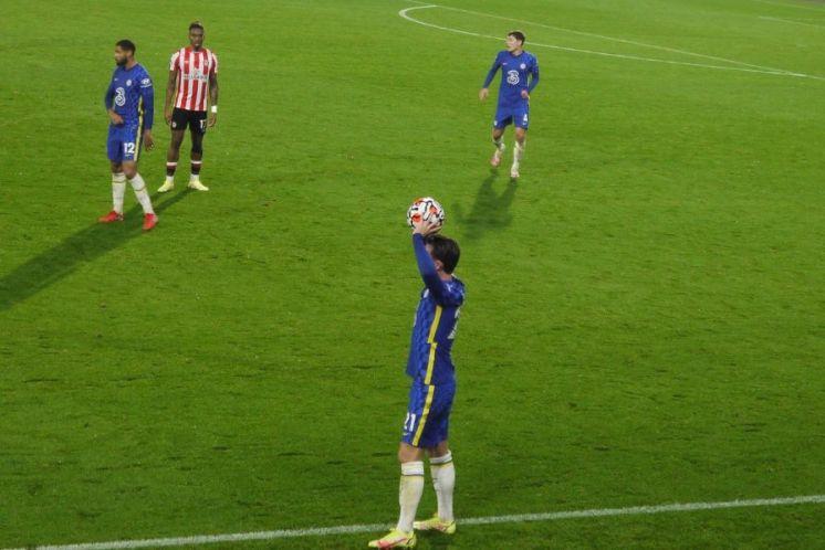 Brentford v Chelsea 16.10.2021 - 6