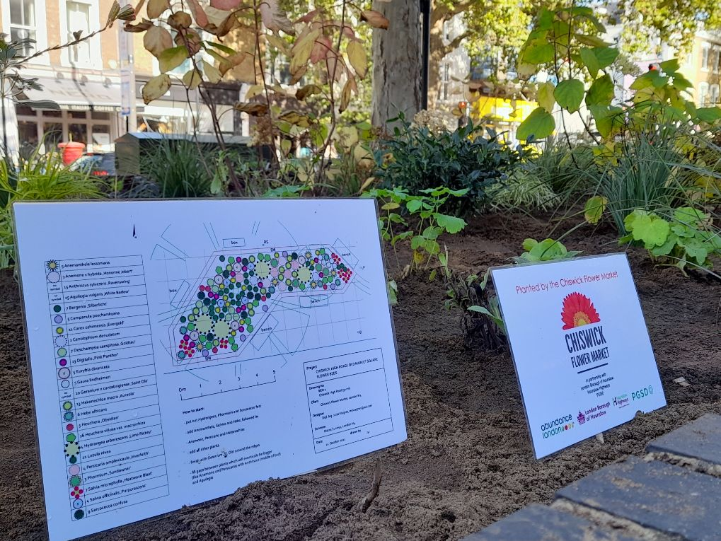 Chiswick Flower Market planting plan_web