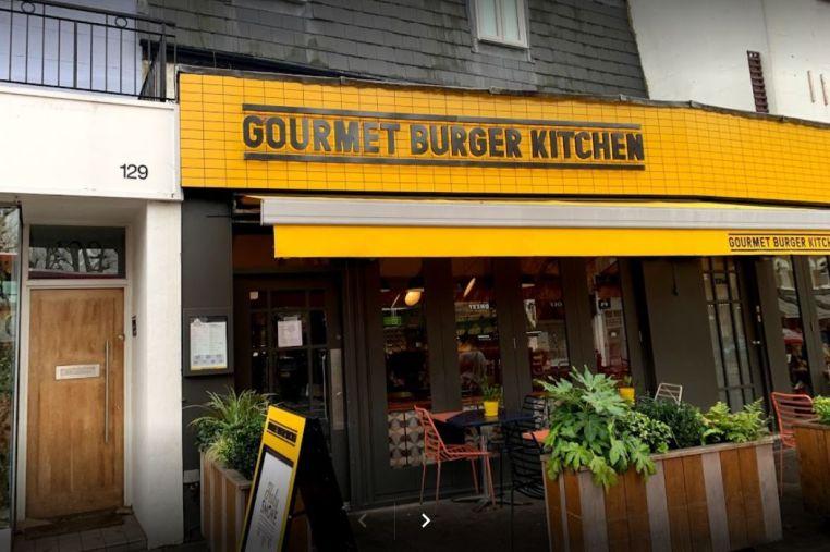 Gourmet Burger Kitchen 2021