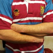 Chiswick Rugby Club London Supporters Jersey
