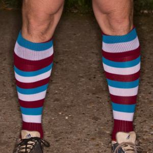 Chiswick Rugby Club London teamwork club Socks