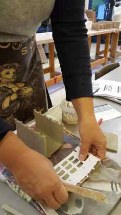 Chiswick Ceramic Working