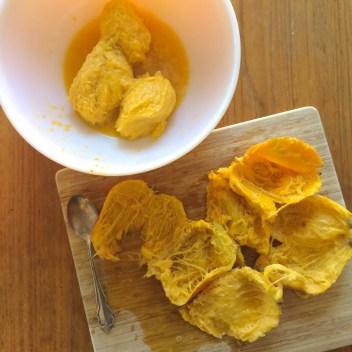 Aam Ka Raas aka Mango Soup @chit.chaat.chai