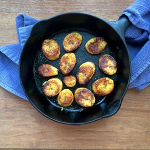 Cardamom-y Plantains (Kela) & Ghee #chitchaatchai