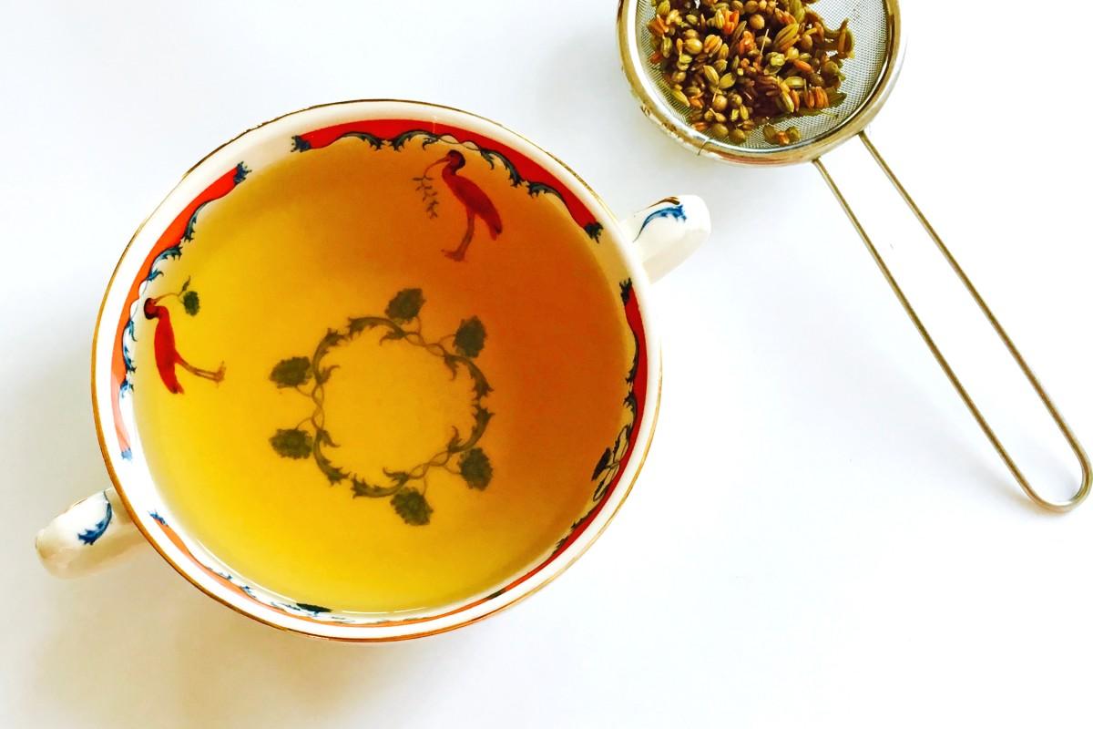 CCF Tea