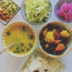 Ayurvedic Meal Chit-Chaat-Chai