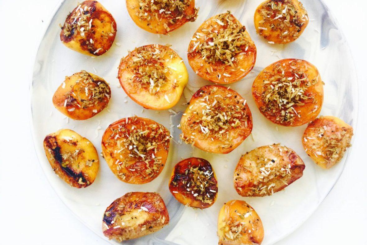 Peaches_Ghee_Coconut_Sprinkles