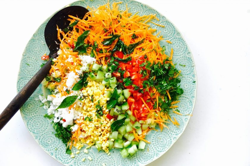 Carrot-Salad-Chit-Chaat-Chai