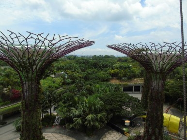 Singapore - Gardens by the Bay - Sculptures 2