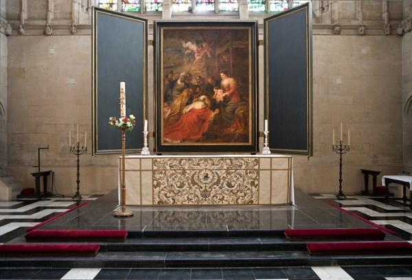 ルーベンス 壁画