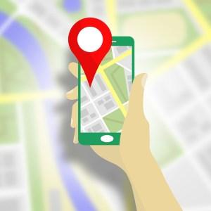 Google グーグルマップ 都市環境