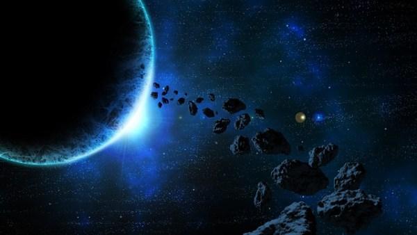 小惑星 asteroids 宇宙探査 ロボット JAXA