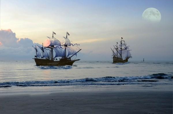 海賊船 ワン・ピース