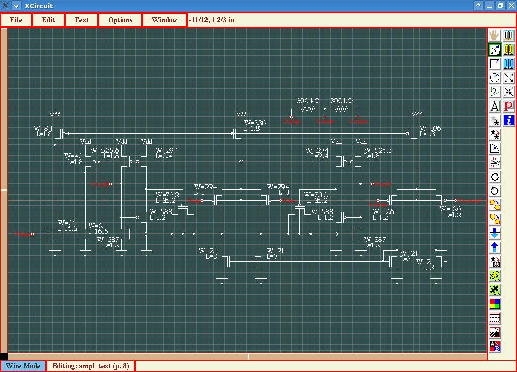 Electric Circuit Simulator Free Software Lcsim Laboratory Circuit