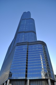 Day 10 Trump Tower Chicago Showcasing