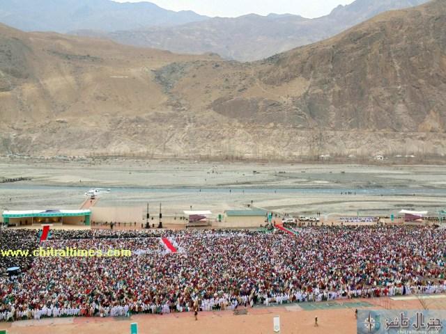 HH Aga Khan Chitral Booni visit pics 15