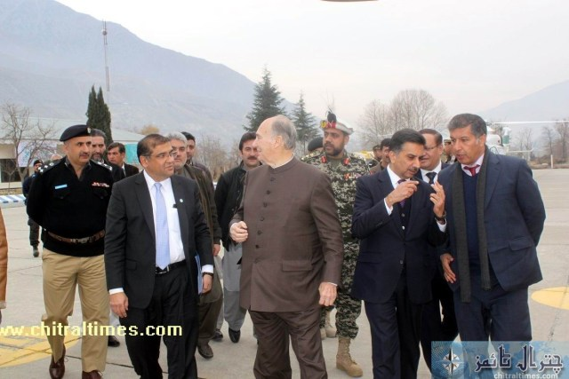 HH visit to Chitral 333555