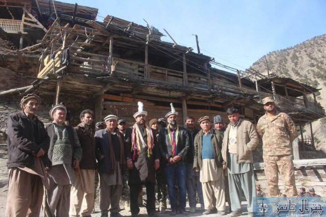 comdt chitral task force 1