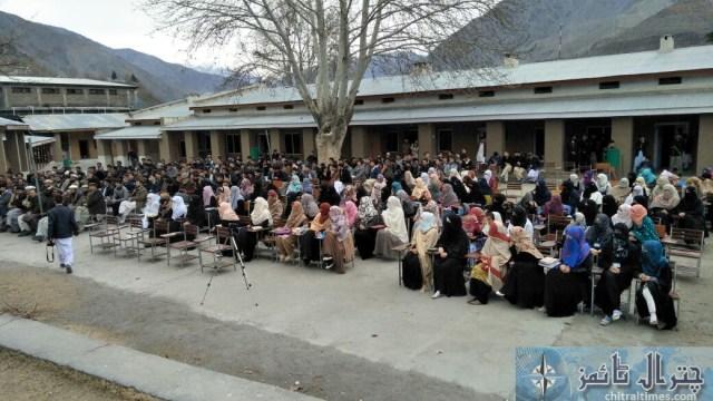 Osama academy chitral prize distribution 1