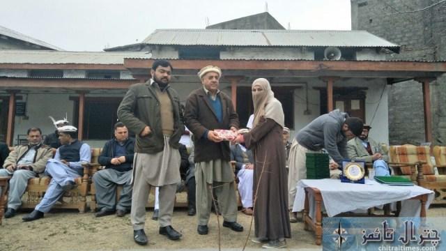 Osama academy chitral prize distribution 11