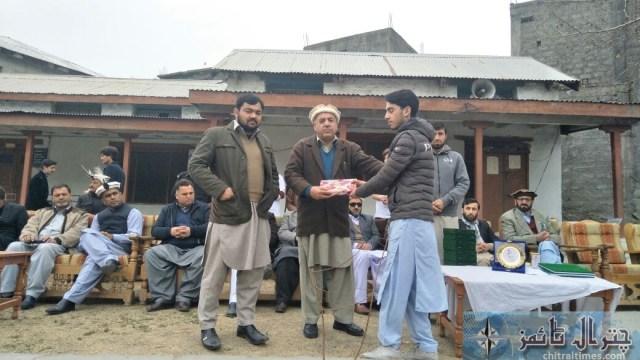 Osama academy chitral prize distribution 12