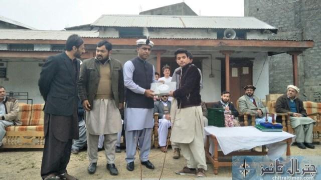 Osama academy chitral prize distribution new23