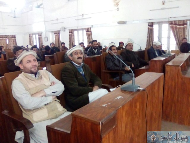 international languages day celebrated in Chitral 5