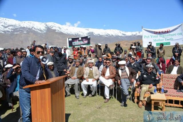Qaqlasht plantation chitral