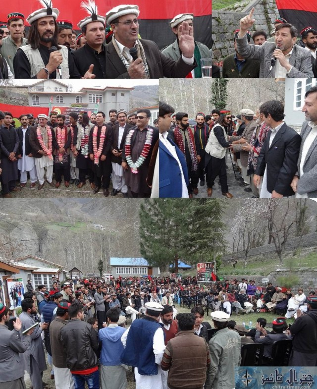 ppp Chitral youth convention