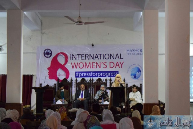 women day organized by Hashoo Chitral 9