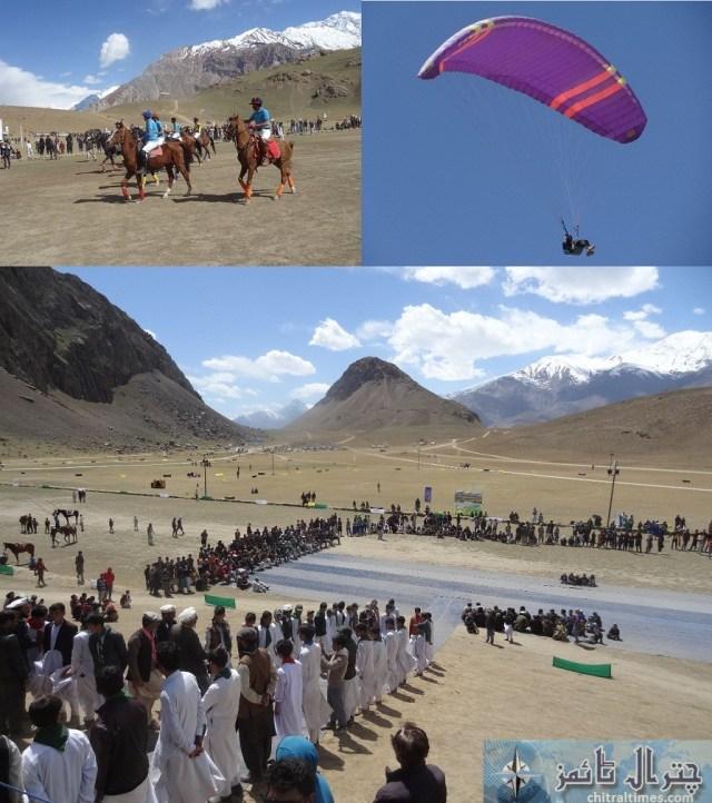 Kaghlasht festival begun in mastuj 2