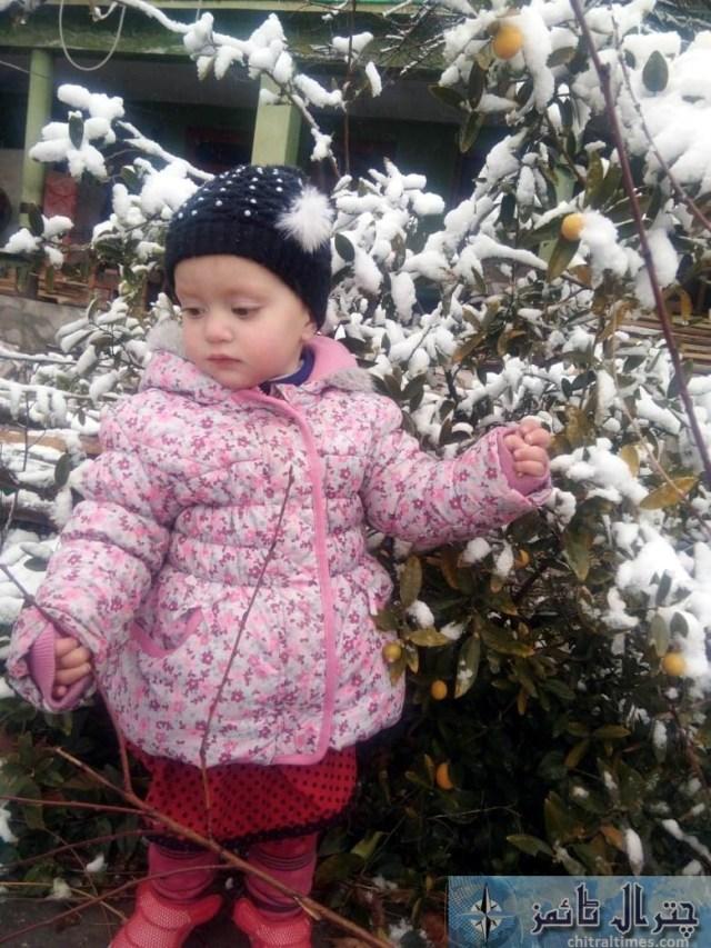 chitral snow fall2