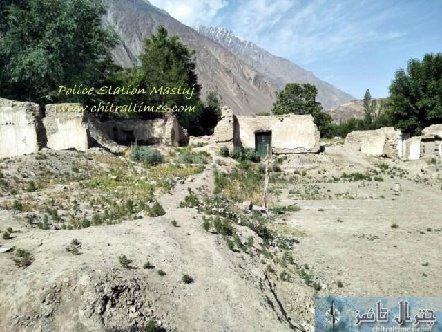police station mastuj collapsed building 2 1