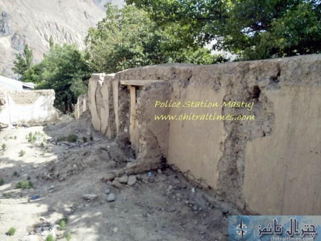 police station mastuj collapsed building 8 1