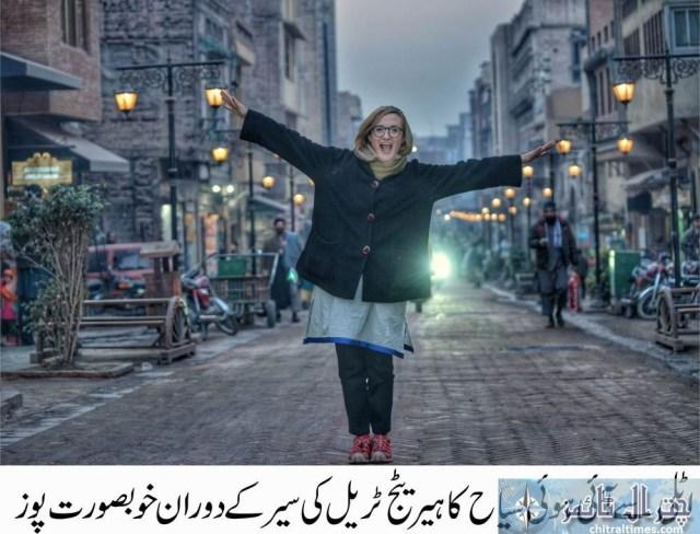 tourists visits peshawar historical places Italian toruists 8