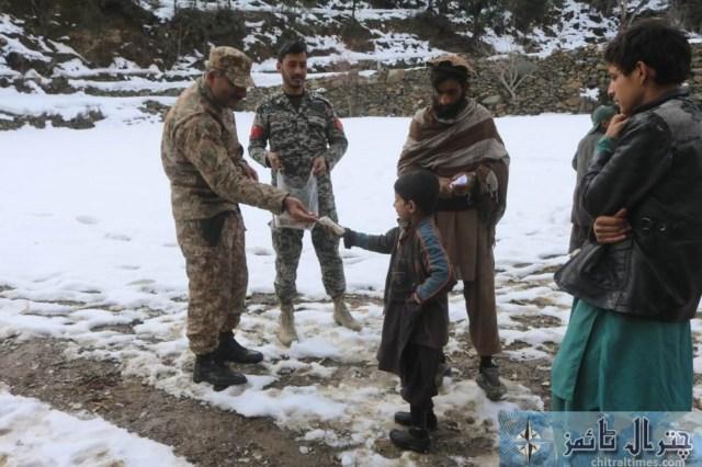 Army chitral free medical camp 8