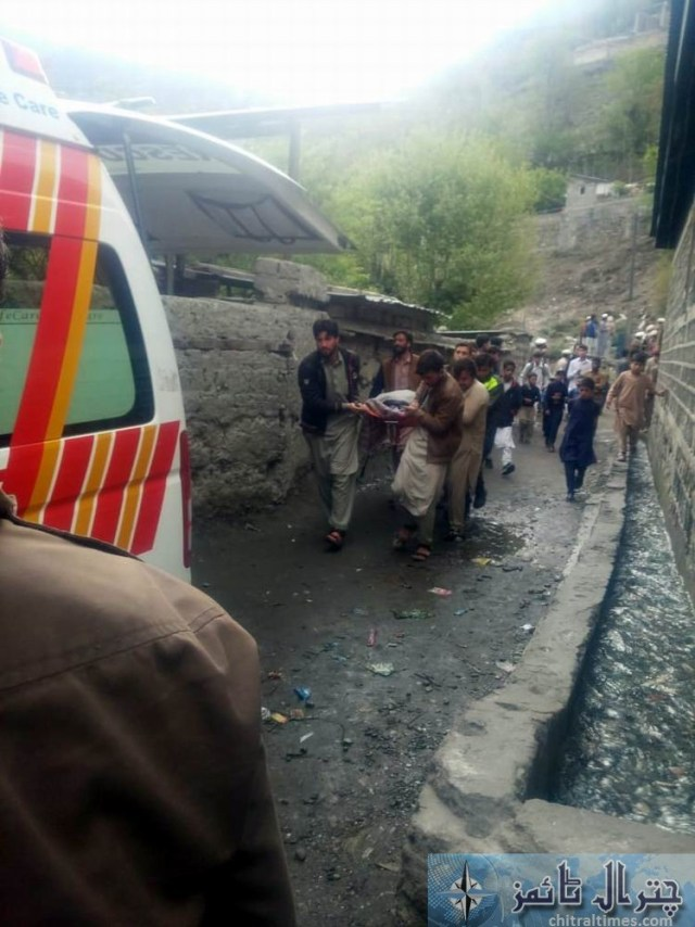 Danani residential houses collapsed 3 died 1