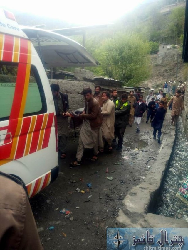 Danani residential houses collapsed 3 died 2