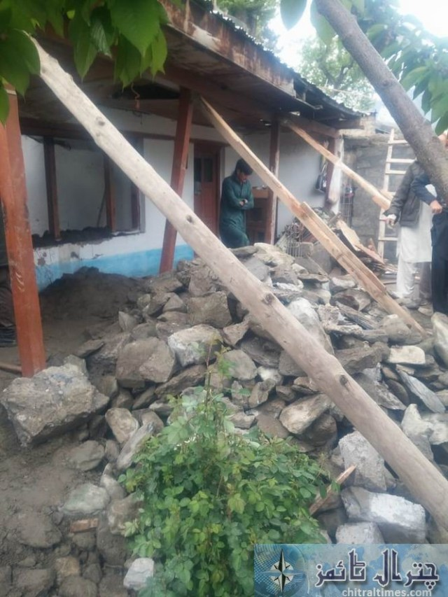 Danani residential houses collapsed 3 died 5