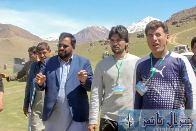 Qaqlasht old citizen program 5