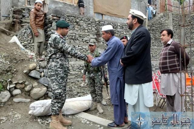 cs and army official visit danain damage house 5